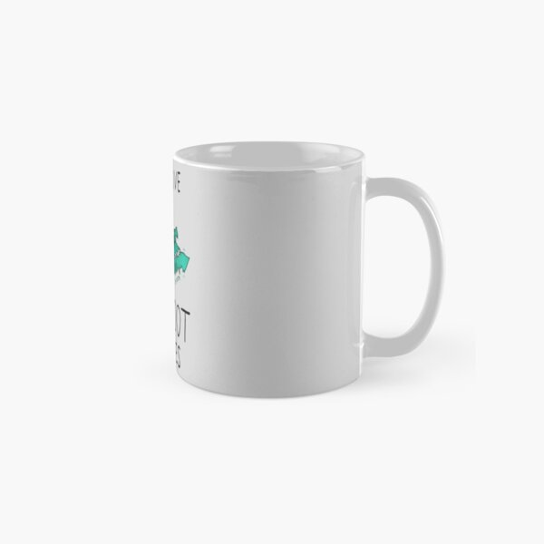 Aggressive nirnroot noises Classic Mug