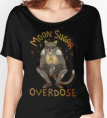 Moon sugar overdose Women's Relaxed Fit T-Shirt