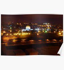 Night in Jerusalem Poster