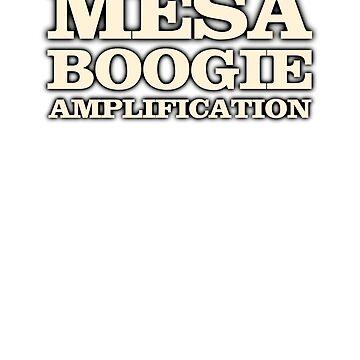 Mesa boogie by mayala