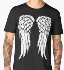 Daryl Dixon Wings - Zombie Men's Premium T-Shirt