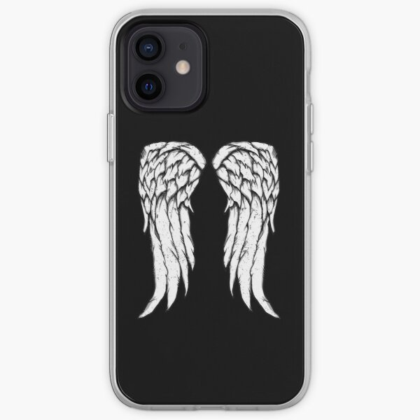 Daryl Dixon Wings - Zombie iPhone Soft Case