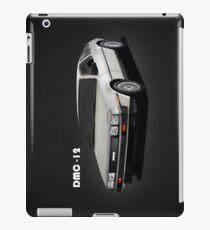 The DMC-12 iPad Case/Skin