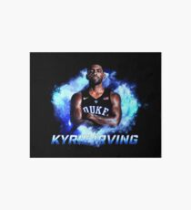Kyrie Andrew Irving Art Board