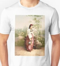 Gypsy girl vintage photo T-Shirt