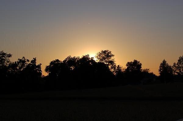 Sunset by Sarah Schultz