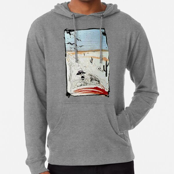 Fear and This is bat country - Loathing in Las Vegas Lightweight Hoodie