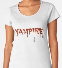 Vampire Women's Premium T-Shirt