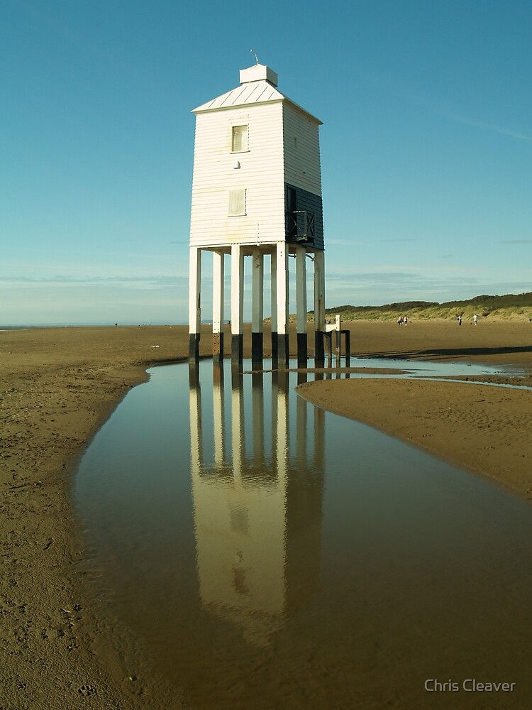 Burnham-on-Sea Lighthouse by Chris Cleaver