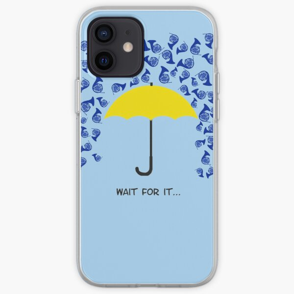 Attends Coque souple iPhone