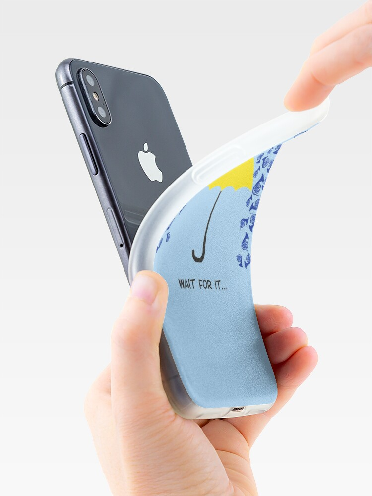 Vista alternativa de Vinilos y fundas para iPhone Espera