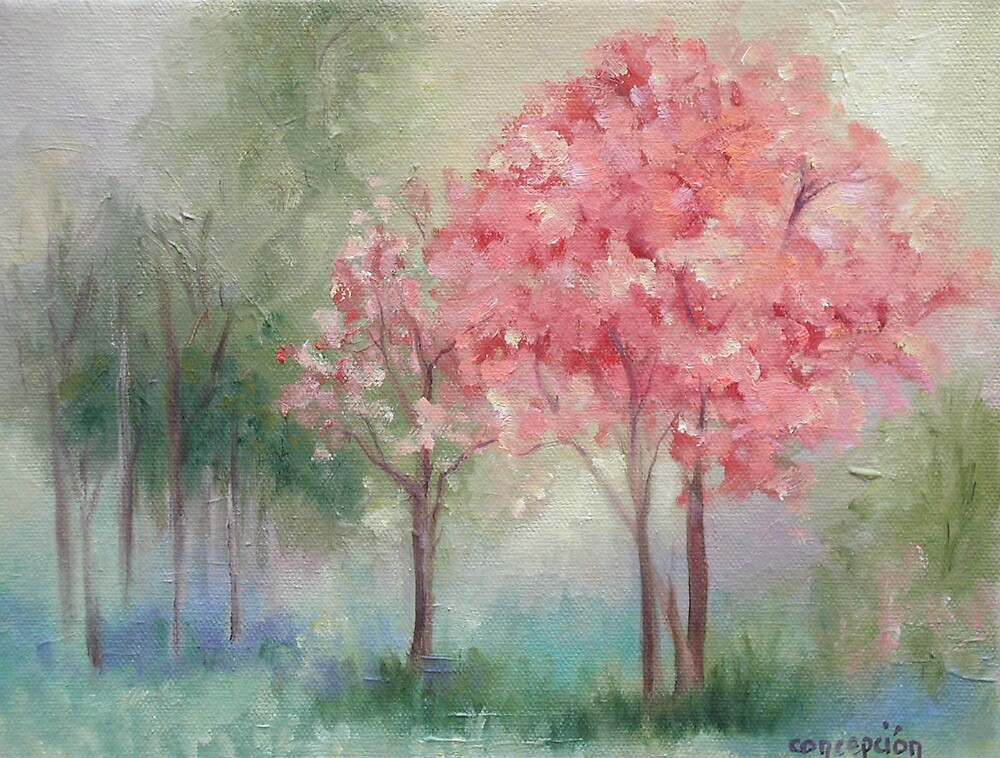 Sign of Spring by ginger concepcion