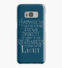 Happiness Samsung Galaxy Case/Skin