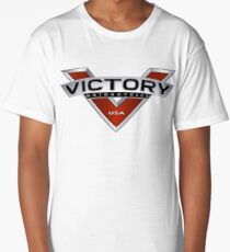 Victory V Motorcycles USA Long T-Shirt