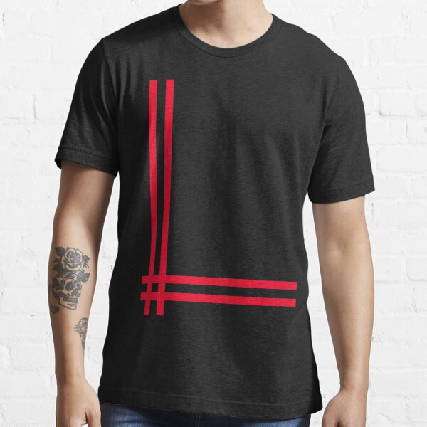 Telekon style Numan stripes Essential T-Shirt