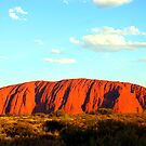 Uluru Sunset by John Dalkin