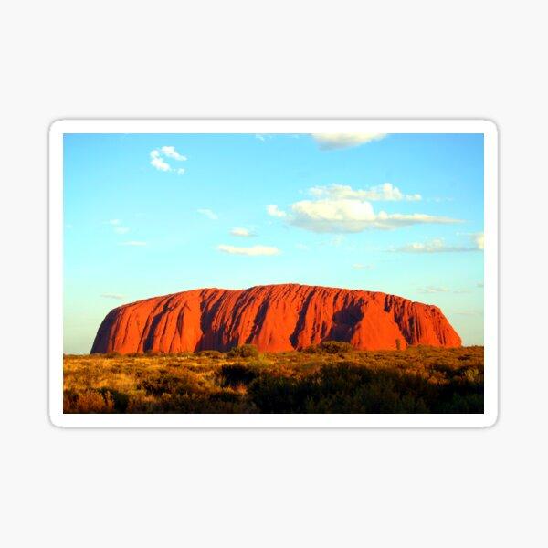 Uluru Sunset Sticker