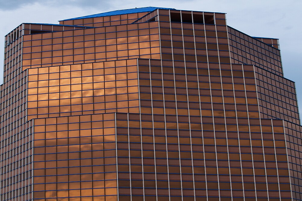 Copper Reflections by Habenero
