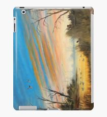 Evening Duck Hunt iPad Case/Skin