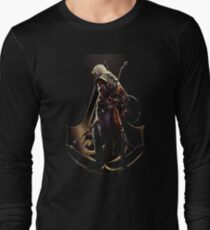 assassin creed - best fantasy action games Long Sleeve T-Shirt