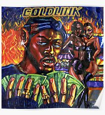 At What Cost Goldlink Poster