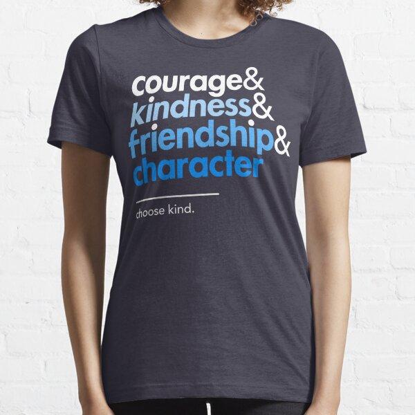 Be a Wonder, Choose Kind Essential T-Shirt