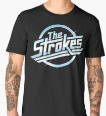 the strokes - Design can have such a positive impact on the way people live and on their relationships and moods. Men's Premium T-Shirt