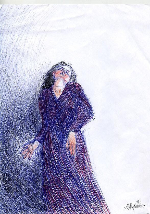 Untitled by Alizarin
