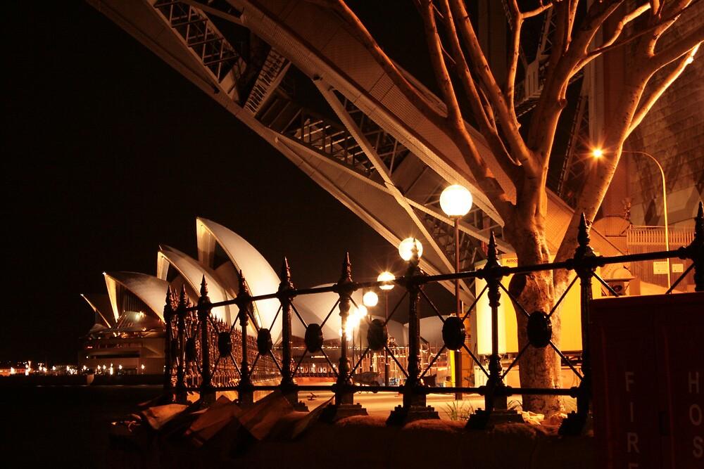 Sydney Opera House by kingdaniel69