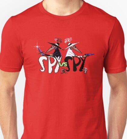 Gaming [C64] - Spy vs Spy T-Shirt