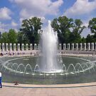 World War II Memorial by Van Coleman