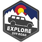 Colorado Explore Off-Road Variant 3 by Andrewdotcom
