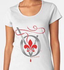 The Vampire Diaries & The Originals Women's Premium T-Shirt