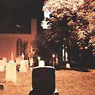 The Old Churchyard by Nori Bucci