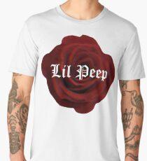 Lil Peep Rose Men's Premium T-Shirt