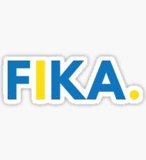 Fika Sticker