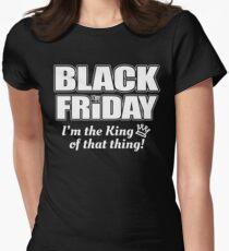 Black Friday Shopping Deals Funny Holiday Humor T-shirt T-Shirt
