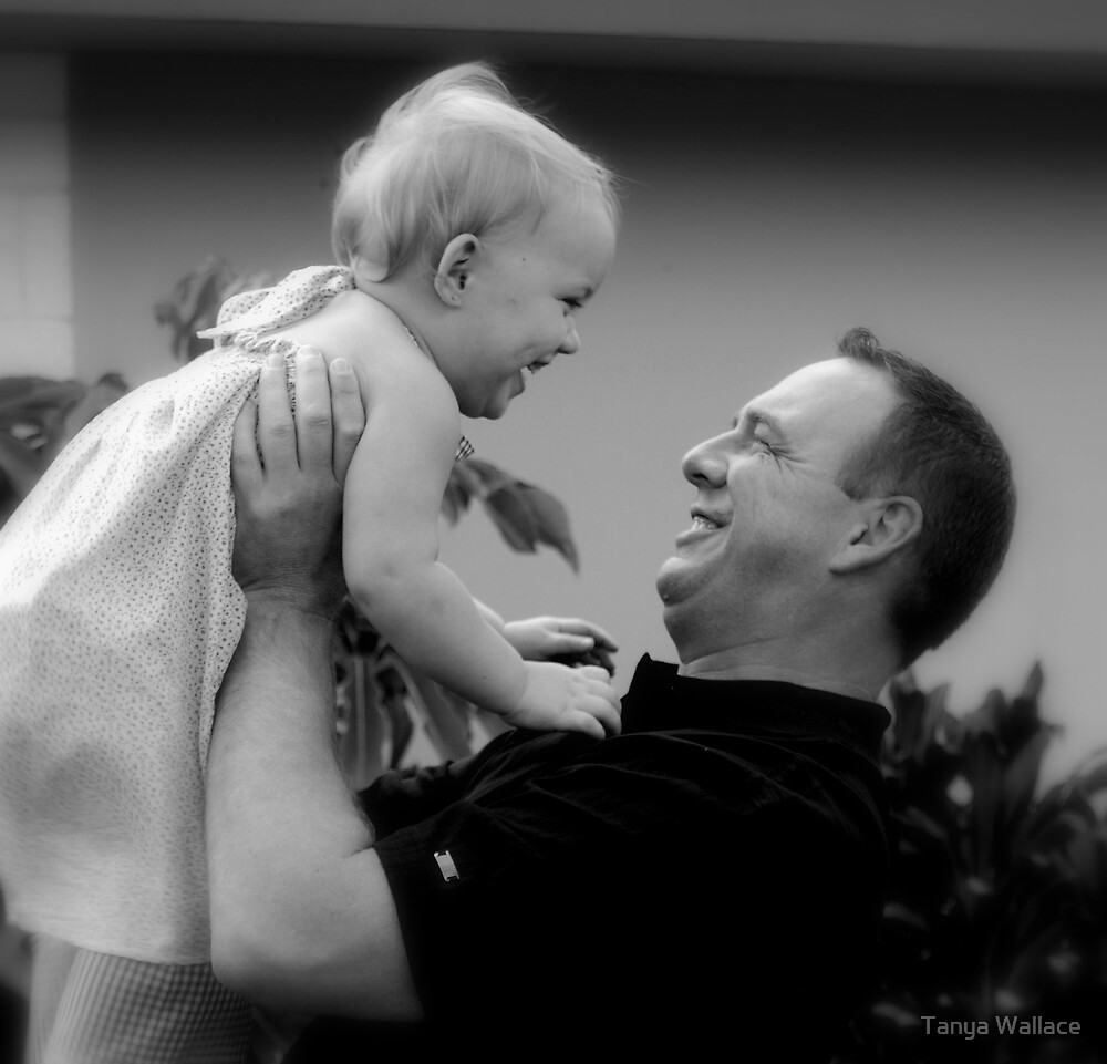 Fun with daddy by Tanya Wallace