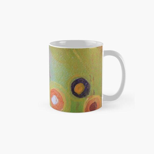 Flower Abstract Classic Mug