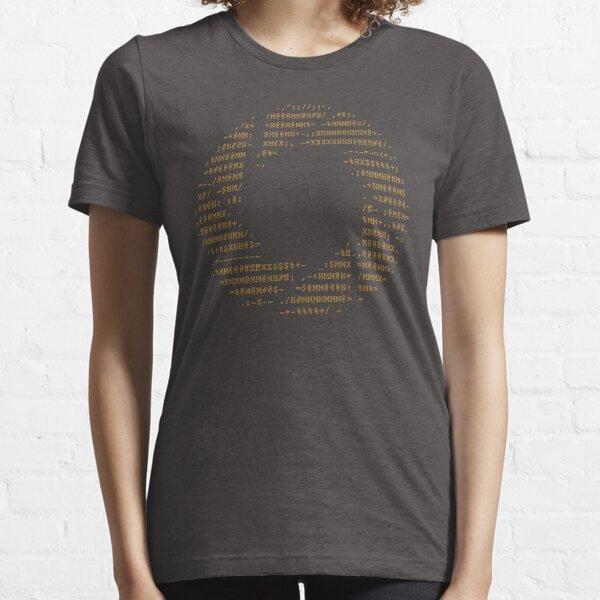 Portal - Aperture Science Code Logo Essential T-Shirt