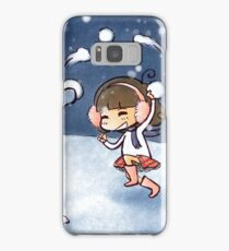 The Snowman Samsung Galaxy Case/Skin