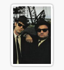 Blues Bros Sticker