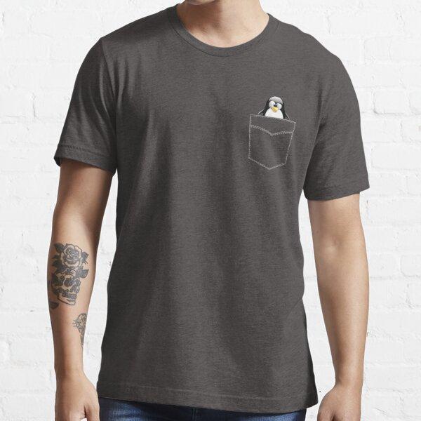 Linux Camiseta esencial
