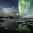 Aurora Borealis 6 by Frank Olsen