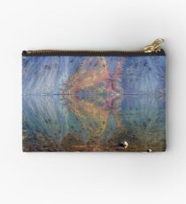 Wastwater Abstract Studio Pouch