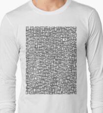 Black & White 2  Long Sleeve T-Shirt