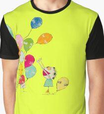 Real fake balloons Graphic T-Shirt