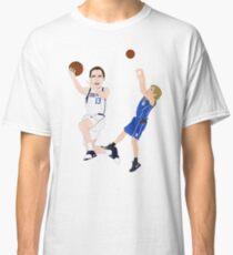 "STEVE NASH & DIRK NOWITZKI ""ACTION MAVS"" DESIGN Classic T-Shirt"