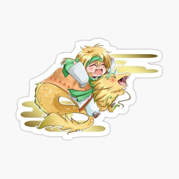 Ouryuu Sticker