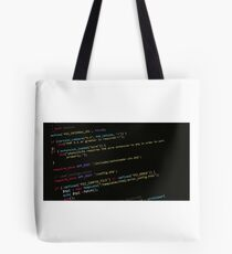 Programming Tote Bag